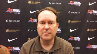 RJ's Anderson recaps UNLV's victory over Oral Roberts