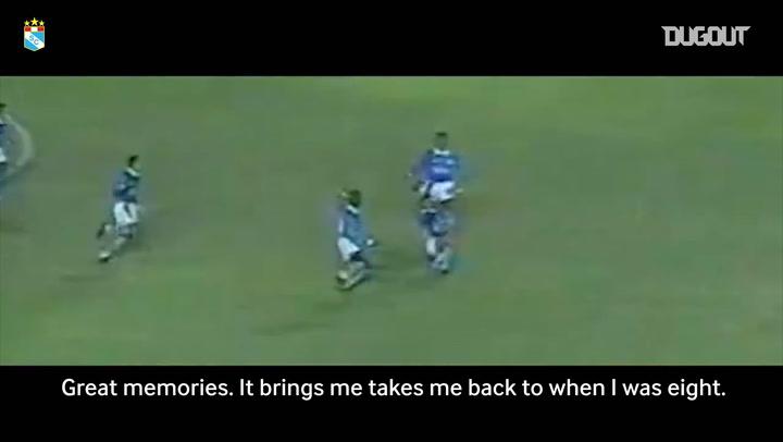 Julinho 1997 Copa Libertadores