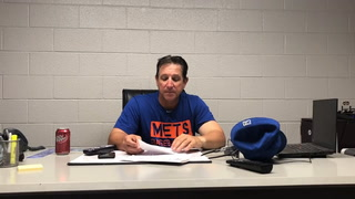 Tony DeFrancesco talks about the win over Reno