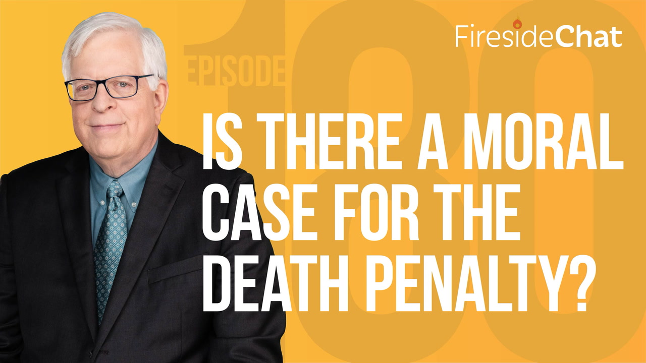Ep. 180 — Is There a Moral Case for the Death Penalty?