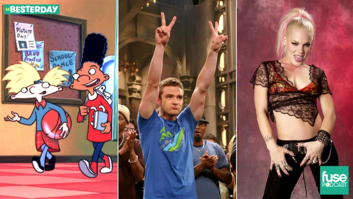 Hey Arnold Anniversary, SNL at 41 and Pink's Get The Party Started: Besterday Podcast