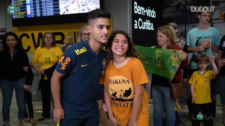 Yan Couto's best Coritiba moments