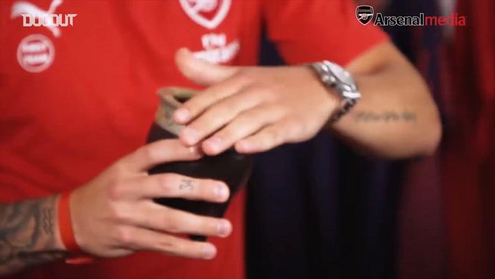 Lucas Torreira: Yerba Mate Tea Special