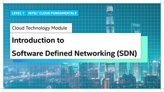 Chapter 1: Introduction to Software Defined Networking