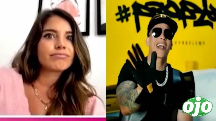 """Flavia Laos explica por qué no tiene foto con Daddy Yankee: """"me basta con haber estado allí"""""""
