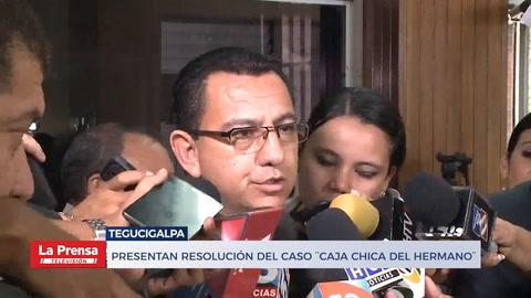 Arresto domiciliario para  Wilfredo Cerrato Durón y Ramón Lobo Sosa
