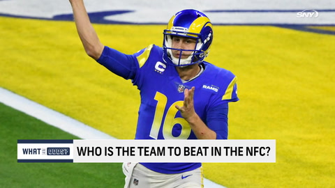 What are the odds on the best teams in the NFC?