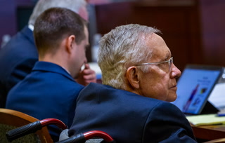 Jurors hear opening statements in Reid personal injury trial