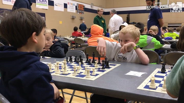 Scholastic chess tournament attracts dozens of students