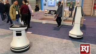 CES 2019: Slamtec robots ready to serve