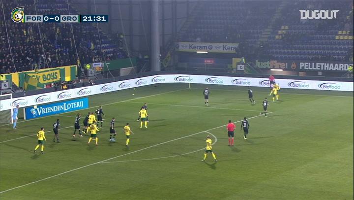 Rasmus Karjalainen secures massvie win over FC Groningen