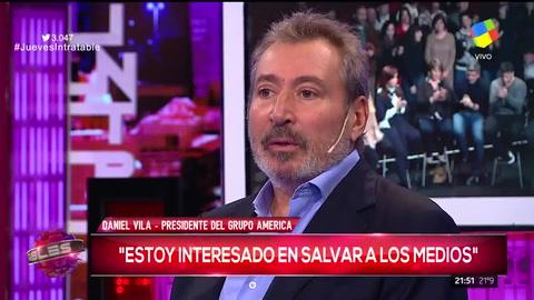 Daniel Vila: Kirchner era un enemigo temible, pero te respetaba