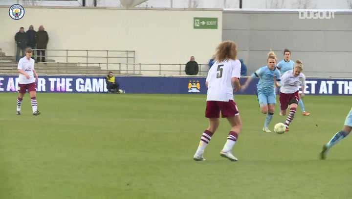 Debut Goals: Nikita Parrish Vs Aston Villa