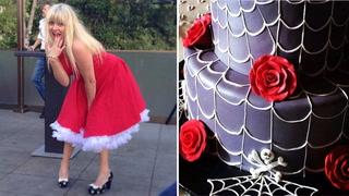 Manglet kake til Vegas-bryllupet. Gjorde ektemannen kjempeflau