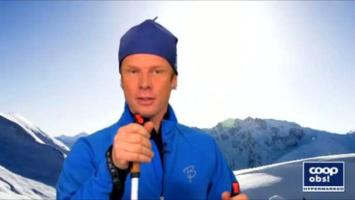 Bjørn Dæhlis skitips: Hvordan ha riktig stavlengde