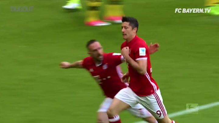 Champions League Greats: Lewandowski