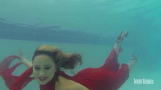 Dive Into Underwater Fashion Photography