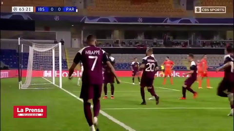 Istanbul Basaksehir 0 - 2 PSG (UEFA Champions League)