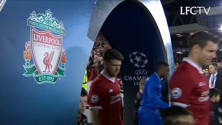 LFC v Porto: Almost time for the rematch