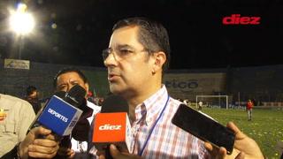Rafael Villeda anuncia fichajes, renovaciones y el futuro de Pedro Troglio
