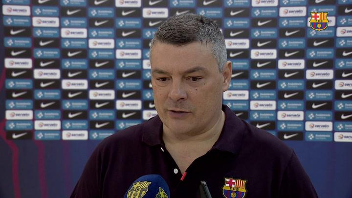 "Xavi Pascual: ""El Flensburg es un rival temible"""