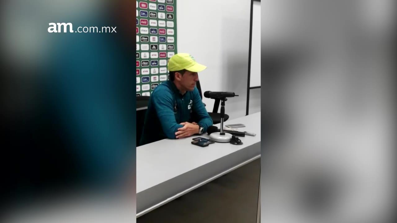 Confía ''Chavo'' Díaz en pronta anotación de gol 100 para Boselli