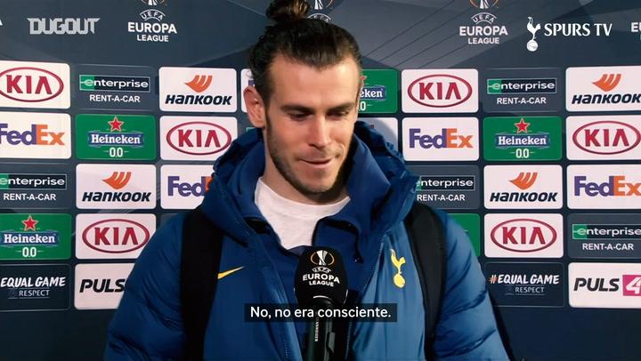 Bale alcanza los 200 goles y ya piensa en el derbi