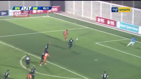 UPN 3-0 Honduras Progreso  (Liga Nacional)