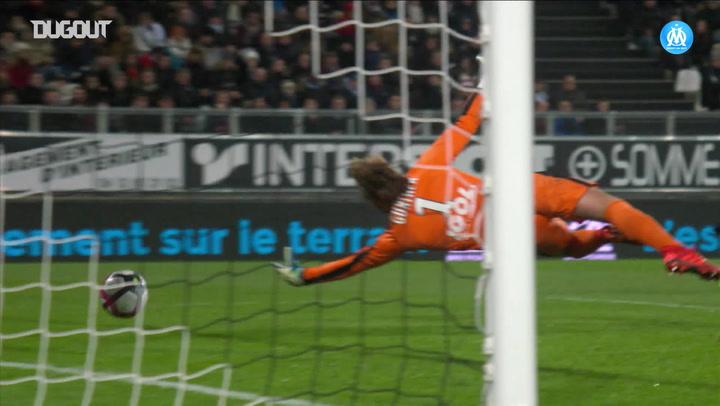 Florian Thauvin's hat-trick vs Amiens SC