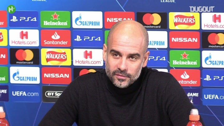 Pep Guardiola: Raheem Is an Incredible Human Being