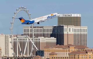 Allegiant Air executive compensation