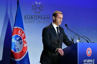 Ceferin, presidente de la UEFA explota: