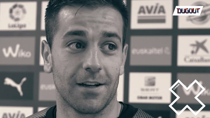 "Peña: ""It's Always Hard Playing Against Leganés"""