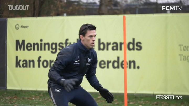 FC Midtjylland, Kopenhag Maçına Hazırlanıyor