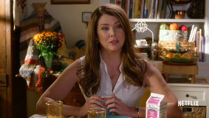 Gilmore Girls: A Year In The Life Official Trailer