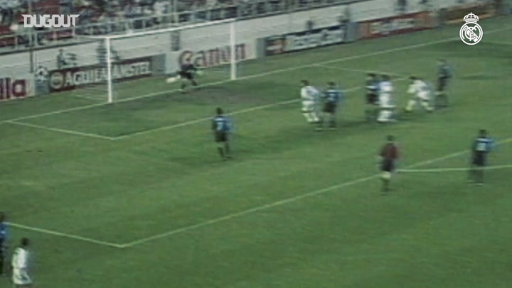Hierro and Seedorf defeat Inter in 1998 clash