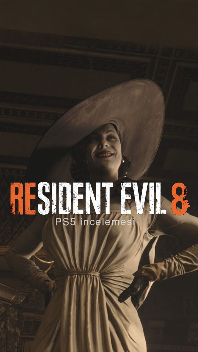 IGN - RE 8 Maiden Demo PS5 performans incelemesi
