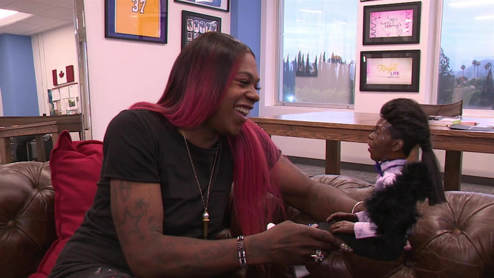 Big Freedia Meets Her Puppet: Hollywood Puppet Shitshow First Date