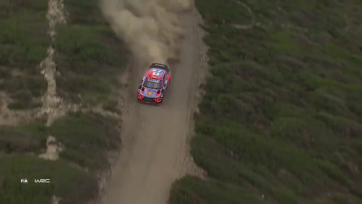 Dani Sordo gana el Rally Cerdeña 2020 por segundo año consecutivo