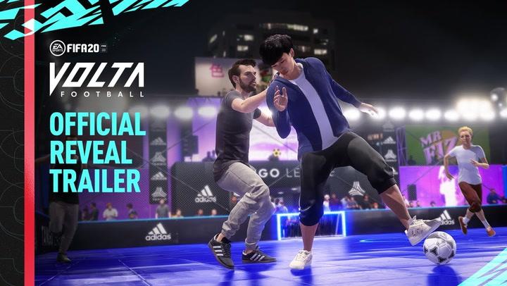 Así es VOLTA, el nuevo modo de urbano de FIFA que llevará el fútbol a las calles de Barcelona