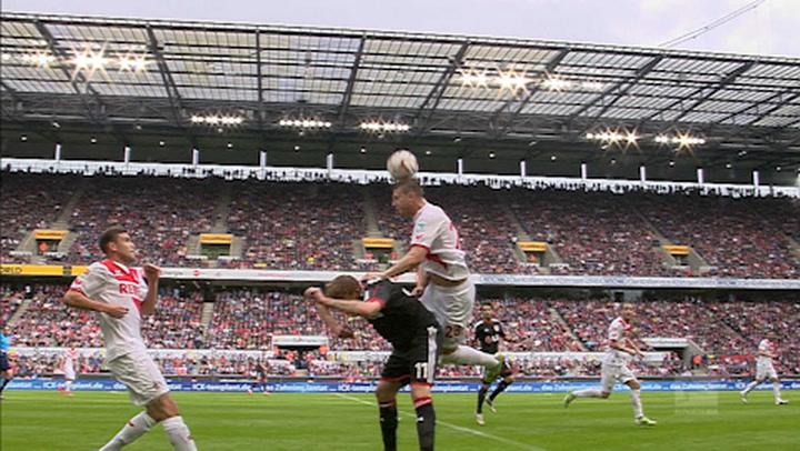 1. FC Köln - Bayer 04 Leverkusen 1. - 45. (2014-2015)