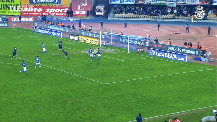 Alvaro Arbeloa's Real Madrid Goals