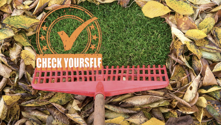 These 5 Home Maintenance Must-Dos for October Are Not Scary at All
