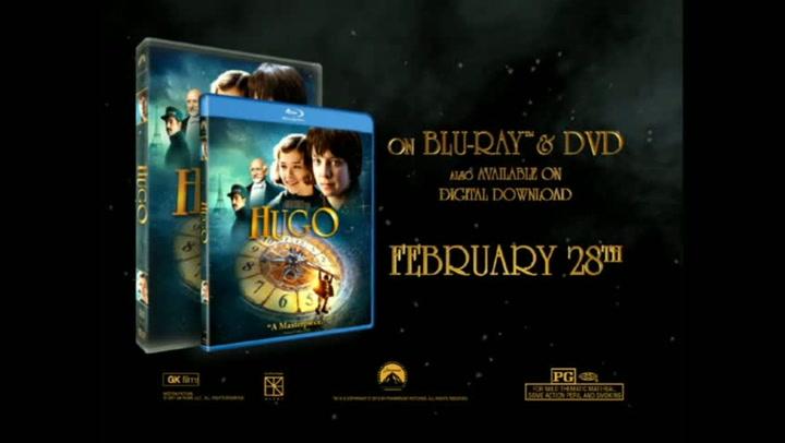 Hugo - DVD Clip No. 1