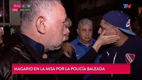Escrachan a intendenta de la Matanza y le gritan chorra