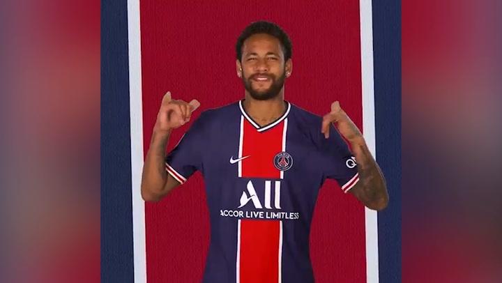 Neymar dice que quiere seguir en el PSG