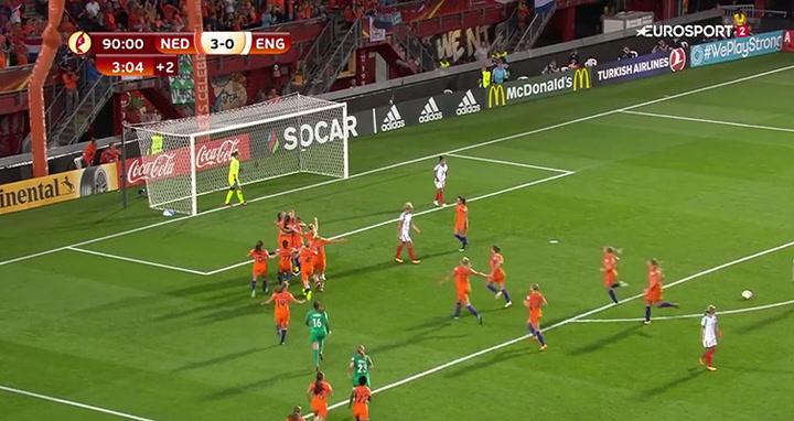 Highlights: Danmarks finale-modstander er fundet
