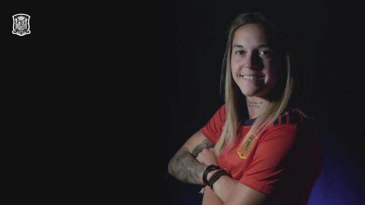 Así es la camiseta de España para el Mundial femenino 2019