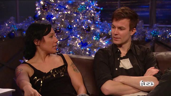 Shows: Hoppus on Music: Matt & Kim ... & Mark: Hoppus Web Exclusive