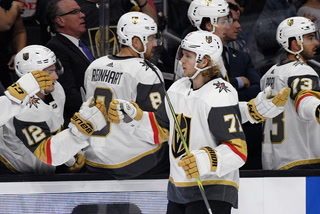 Golden Edge: Knights Win Third Preseason Game